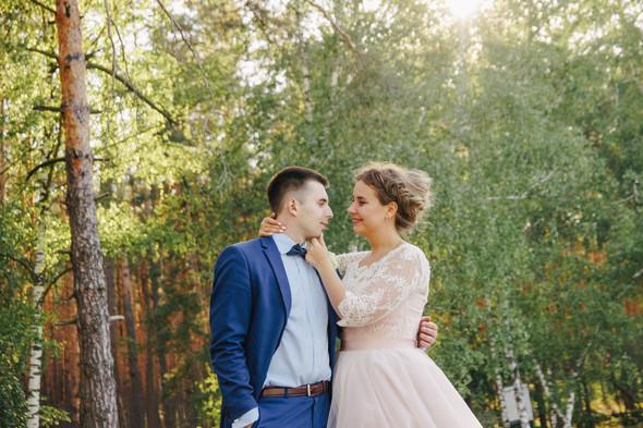Романтическая сказка Дмитрия и Александры - фото №46