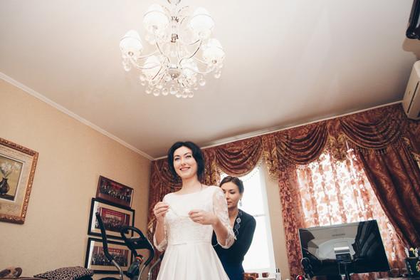 Свадебный день Сергея и Юлии - фото №6
