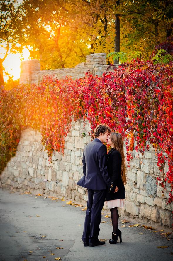 Love story Юрий и Лия - фото №30