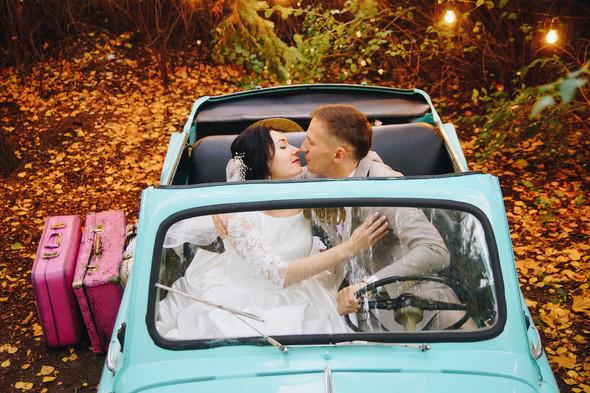 Свадебный день Сергея и Юлии - фото №24