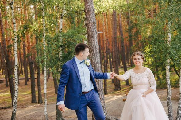 Романтическая сказка Дмитрия и Александры - фото №44