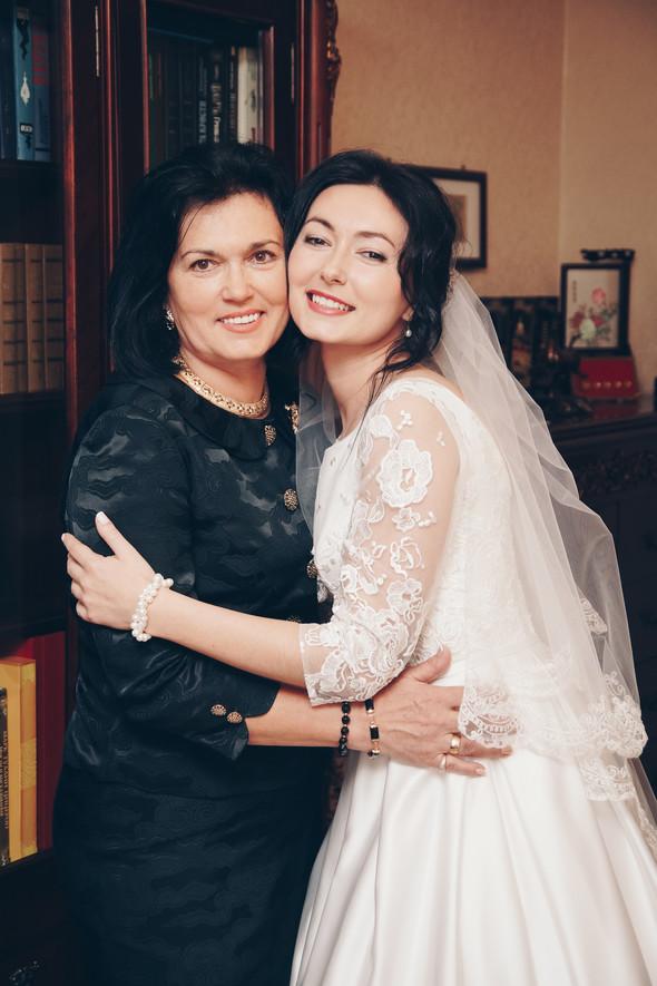 Свадебный день Сергея и Юлии - фото №9