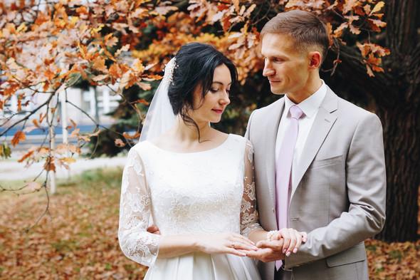 Свадебный день Сергея и Юлии - фото №18