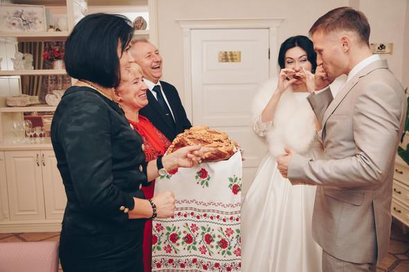 Свадебный день Сергея и Юлии - фото №50