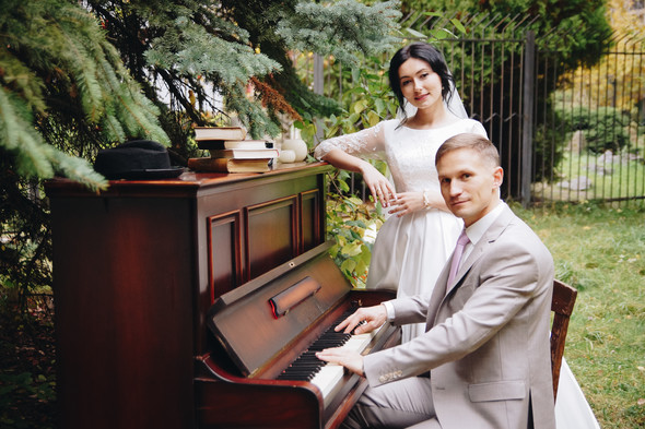 Свадебный день Сергея и Юлии - фото №30