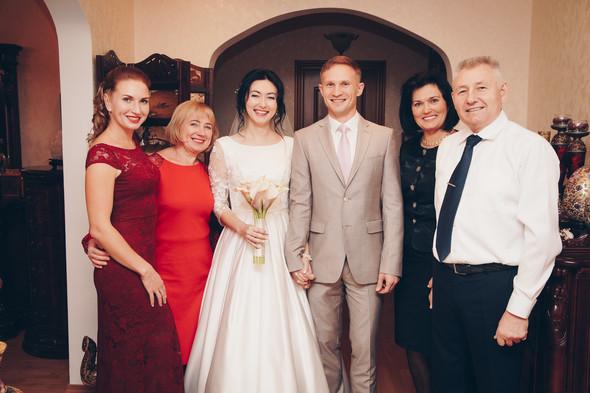 Свадебный день Сергея и Юлии - фото №11
