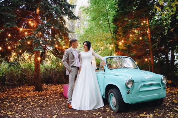 Свадебный день Сергея и Юлии - фото №21