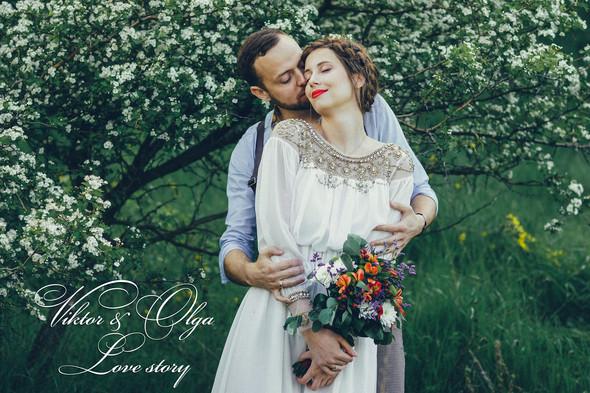 Свадебная прогулка Вити и Оли - фото №1