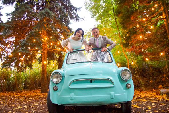 Свадебный день Сергея и Юлии - фото №27