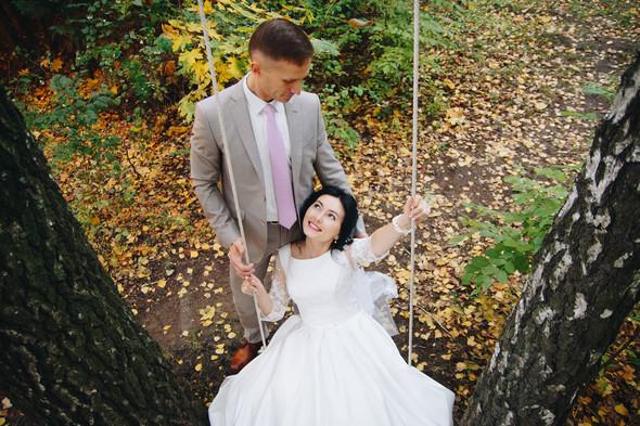 Свадебный день Сергея и Юлии - фото №28
