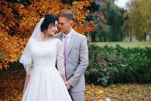 Свадебный день Сергея и Юлии - фото №20