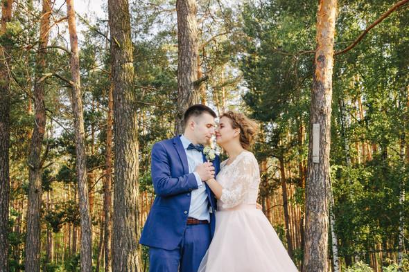Романтическая сказка Дмитрия и Александры - фото №39