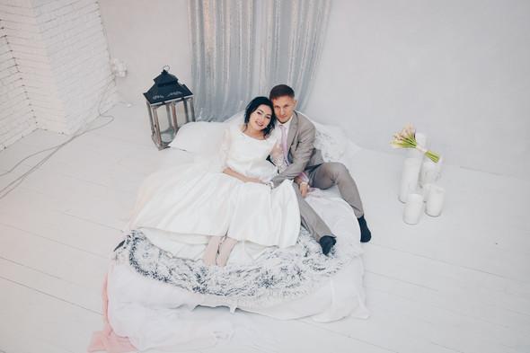 Свадебный день Сергея и Юлии - фото №47