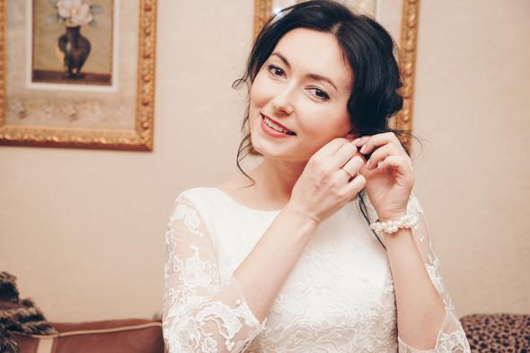 Свадебный день Сергея и Юлии - фото №7