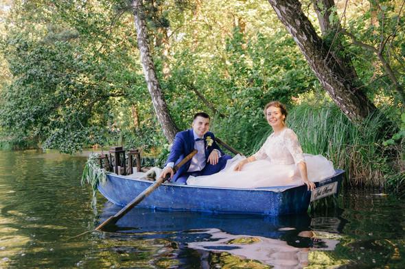 Романтическая сказка Дмитрия и Александры - фото №5