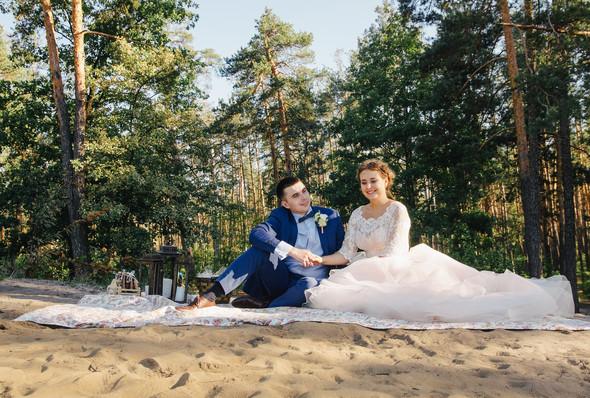 Романтическая сказка Дмитрия и Александры - фото №26