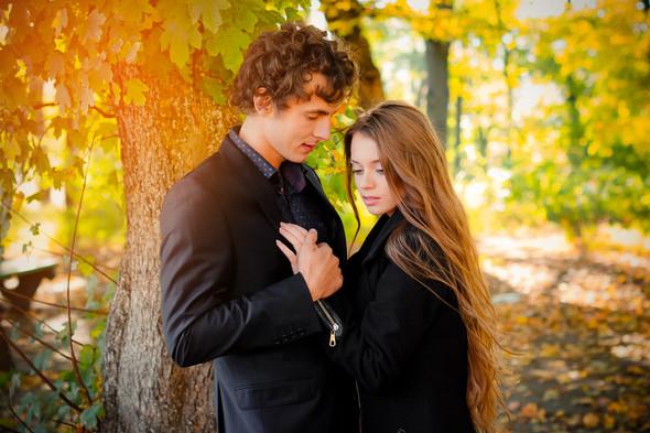Love story Юрий и Лия - фото №5