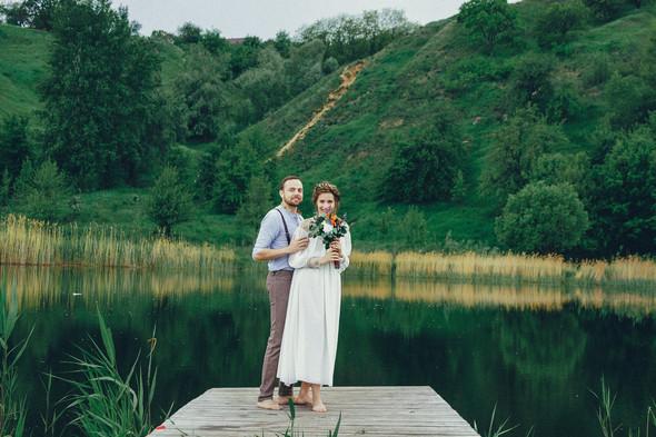 Свадебная прогулка Вити и Оли - фото №31
