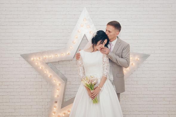 Свадебный день Сергея и Юлии - фото №46
