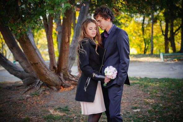 Love story Юрий и Лия - фото №2