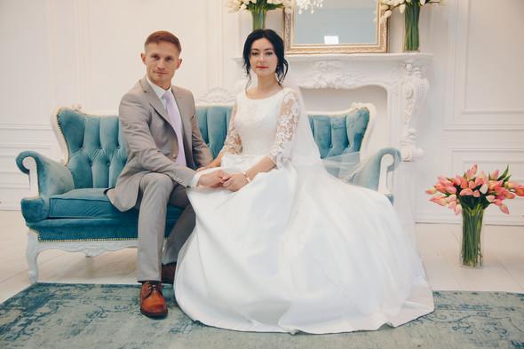 Свадебный день Сергея и Юлии - фото №40