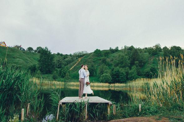 Свадебная прогулка Вити и Оли - фото №32