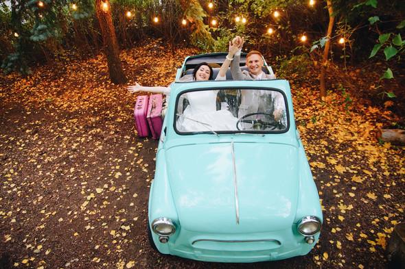Свадебный день Сергея и Юлии - фото №23