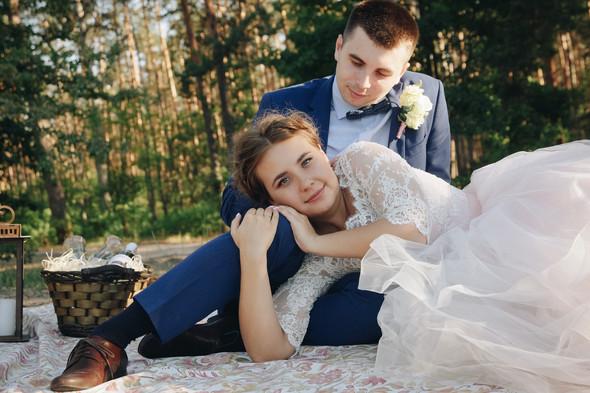 Романтическая сказка Дмитрия и Александры - фото №30
