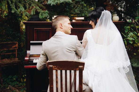 Свадебный день Сергея и Юлии - фото №32