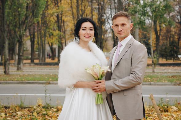 Свадебный день Сергея и Юлии - фото №17