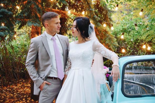 Свадебный день Сергея и Юлии - фото №22