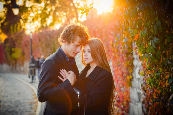 Love story Юрий и Лия - фото №26