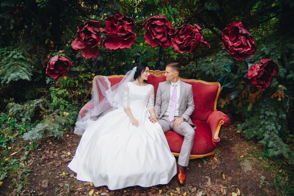 Свадебный день Сергея и Юлии - фото №37