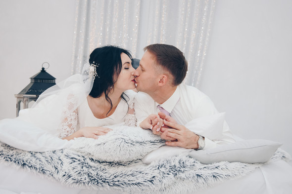 Свадебный день Сергея и Юлии - фото №48