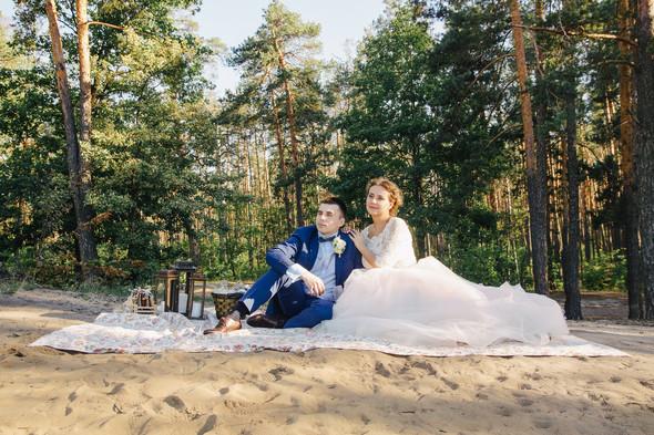 Романтическая сказка Дмитрия и Александры - фото №27