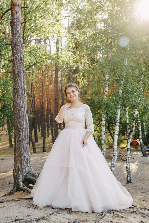 Романтическая сказка Дмитрия и Александры - фото №32