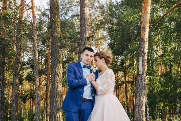 Романтическая сказка Дмитрия и Александры - фото №38