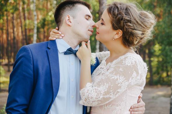 Романтическая сказка Дмитрия и Александры - фото №47