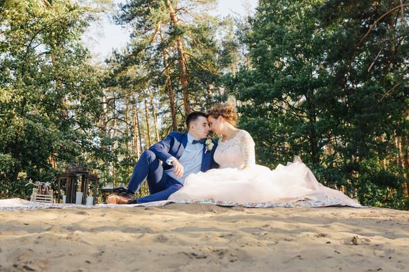 Романтическая сказка Дмитрия и Александры - фото №25