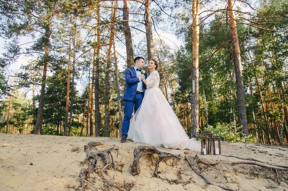 Романтическая сказка Дмитрия и Александры - фото №41