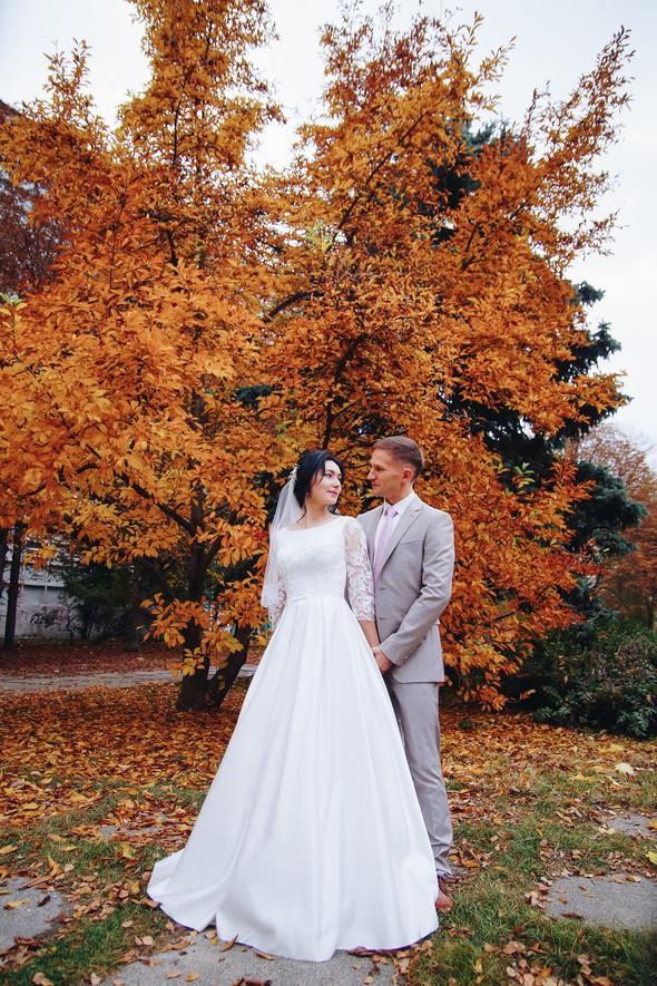 Свадебный день Сергея и Юлии - фото №19