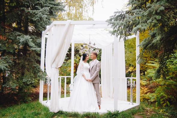 Свадебный день Сергея и Юлии - фото №29