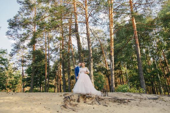 Романтическая сказка Дмитрия и Александры - фото №35