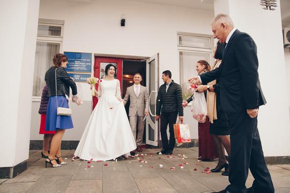 Свадебный день Сергея и Юлии - фото №14