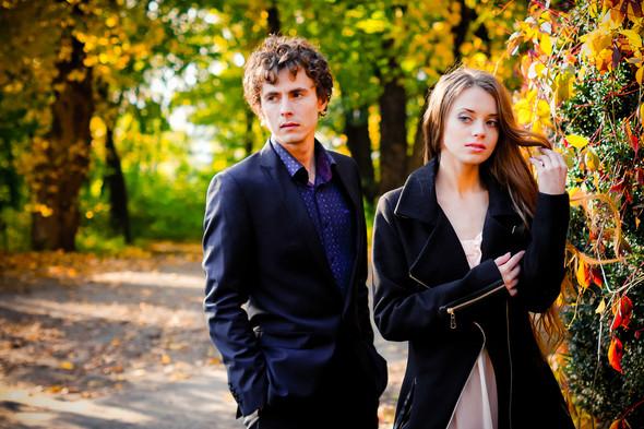Love story Юрий и Лия - фото №8