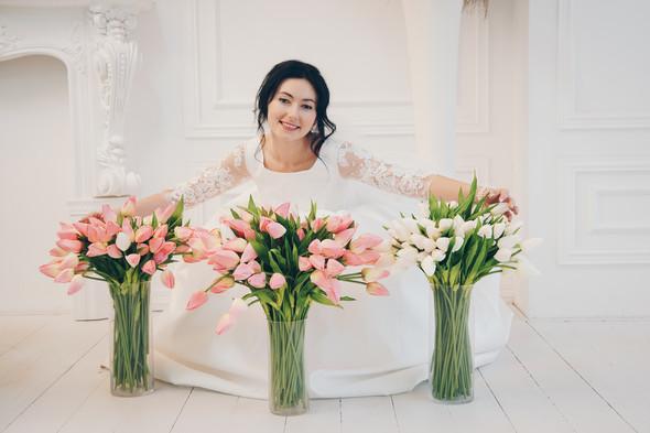 Свадебный день Сергея и Юлии - фото №39