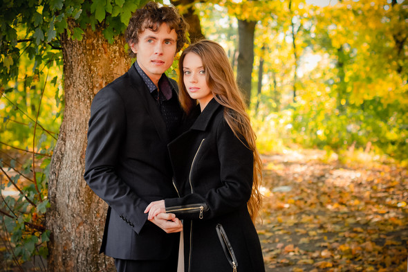 Love story Юрий и Лия - фото №4