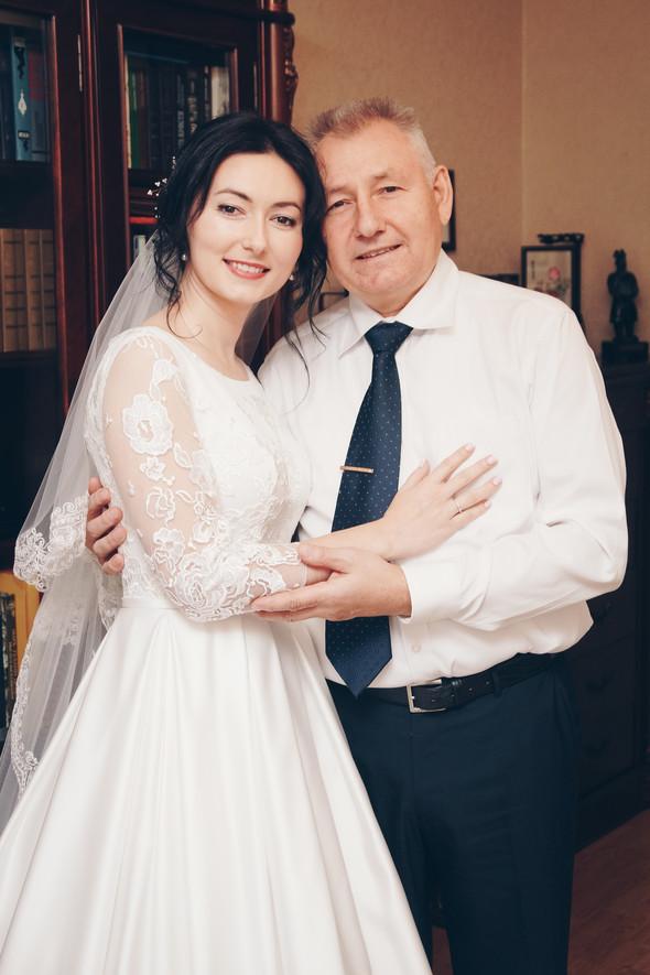 Свадебный день Сергея и Юлии - фото №10