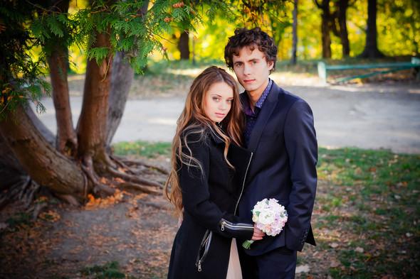Love story Юрий и Лия - фото №3
