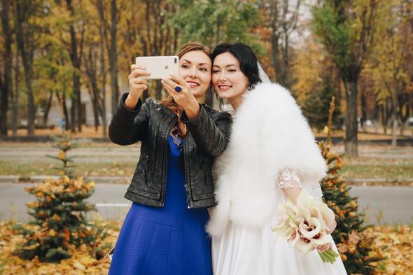 Свадебный день Сергея и Юлии - фото №15